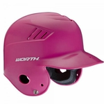 Worth Pink Girls Youth Fastpitch T-Ball Batting Helmet W00531029