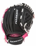"Worth Youth Softball 9"" Infield Glove W00538107"