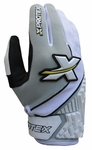 XProTex Hammr Batting Glove - White