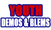 Youth / Little League Demo and Blem Bat Sale!