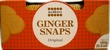 Ginger Snaps Nyakers