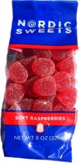 Soft Raspberries