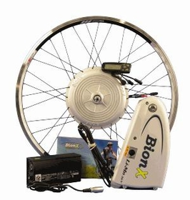 BionX electric bike kit|electric powered bicycle motor