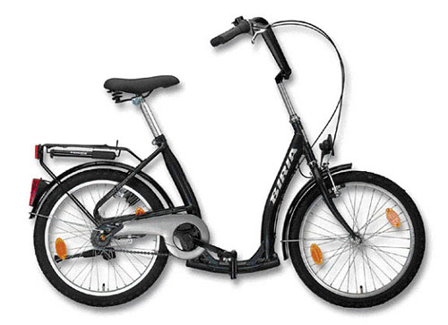 Biria 3 Speed Folding Bike