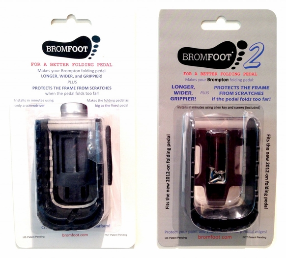 Bromfoot - Perfect and protect!
