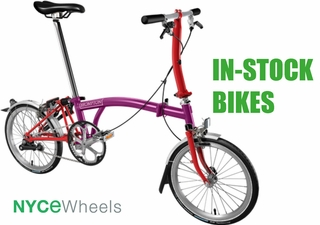 Brompton 2017 In-Stock BIKE PICKER