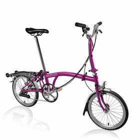 Brompton Berry Crush M6R Standard 2017