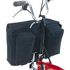 Brompton Cloth Pannier, Part# QCP