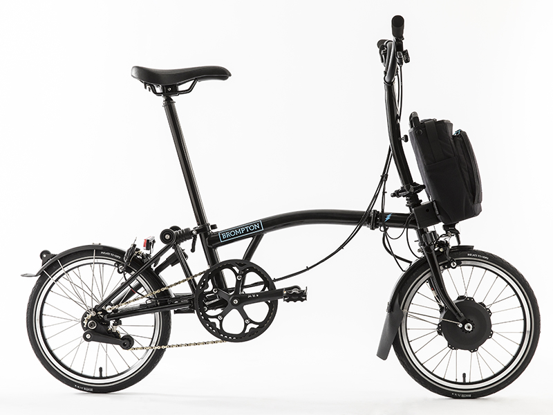 Brompton Electric official