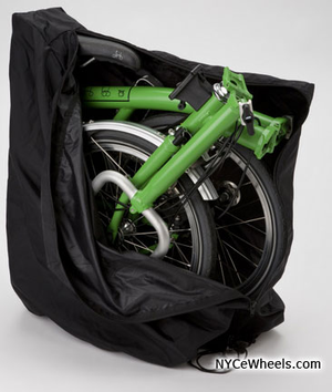Brompton folding bike cover bag