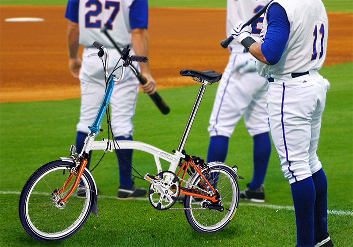 Brompton Mets, take it to the ballgame