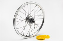 Brompton Sturmey Archer BWR Rear Wheel for 6-speed