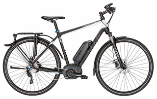 BULLS Cross Lite E - fully loaded urban ebike