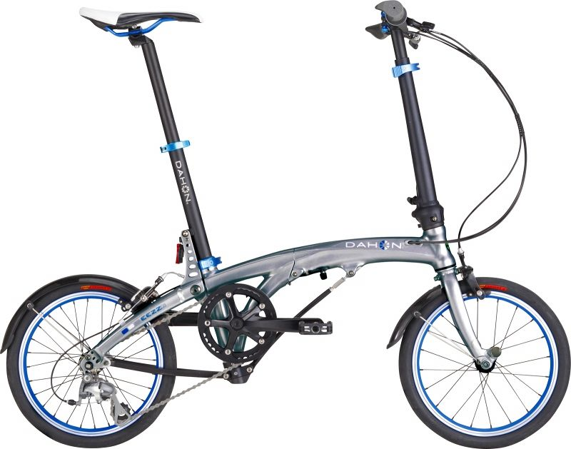 Dahon Eezz D3 Top Folding Bicycles At Nycewheels