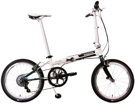 Dahon Speed P8 folding bike