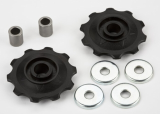 Replacement chain tensioner idlers + fittings only - Non DR (Pair) QCTIDL