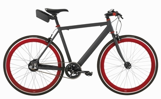 Easy Motion EASYGO Race - lightweight single speed electric bike