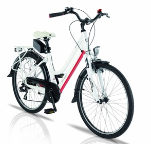 Easy Motion EASYGO Street - the city cruiser