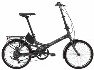 Easy Motion EASYGO VOLT - lightweight folding electric bike