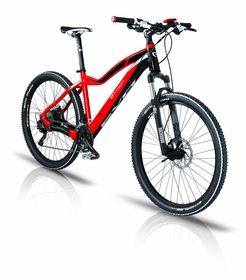 "Easy Motion EVO 27.5"" - 100% Sport e-bike"