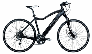 Easy Motion EVO Cross - the adventure electric bike