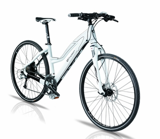 Easy Motion EVO Jet - aggressive hybrid bike