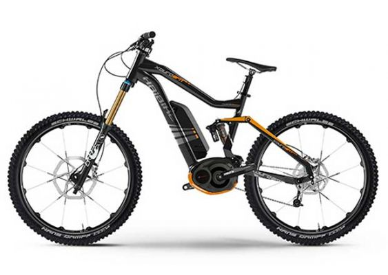 Haibike AMT PRO - The All-Mountain Pro