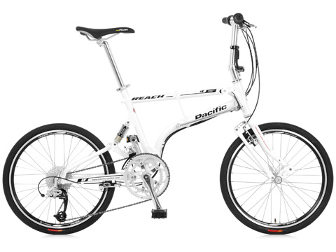 IF Reach Folding Bicycle