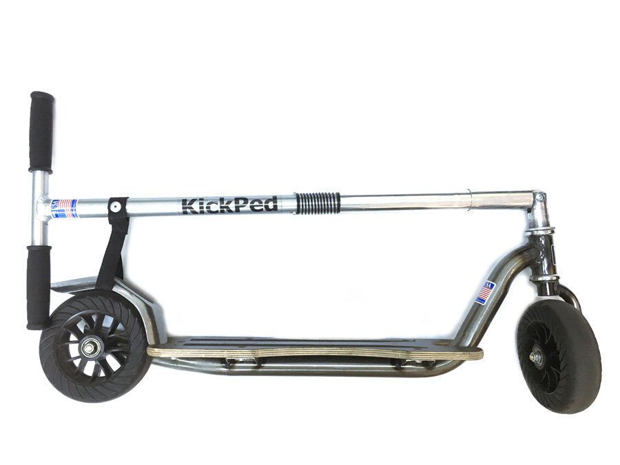 Kickped our toughest kick scooter for Small motor scooters for sale