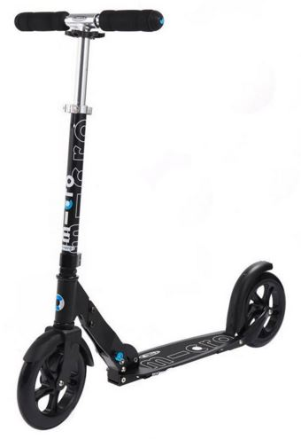Micro Adult Kick Scooter In Black Or White Nycewheels Com