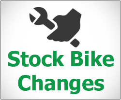Modify A Stock Brompton - Have it your way!