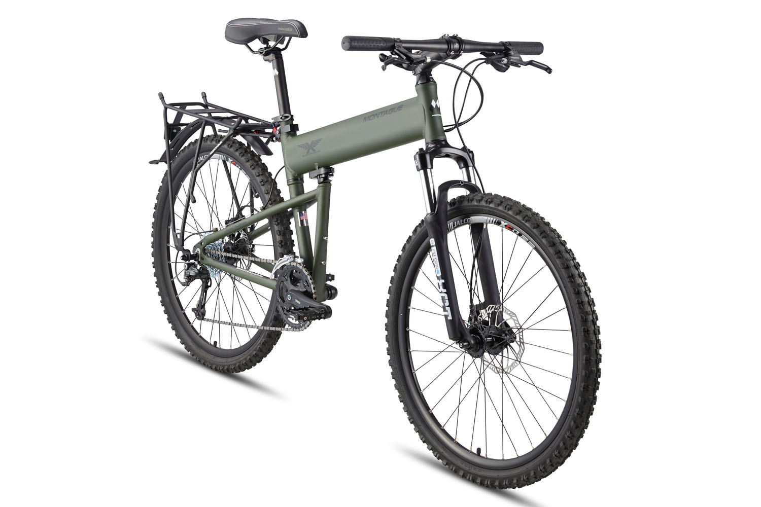 Montague paratrooper top full size folding bikes at for The montague