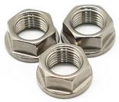 NOV 2sp Axle Nuts