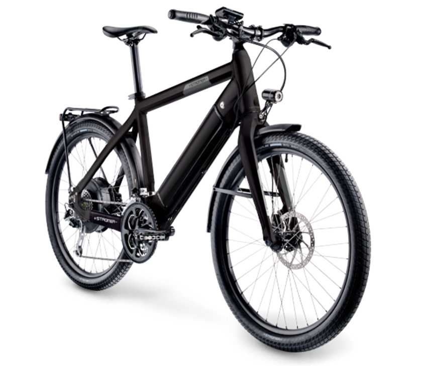 stromer st1 elite best electric bicycles at nycewheels. Black Bedroom Furniture Sets. Home Design Ideas