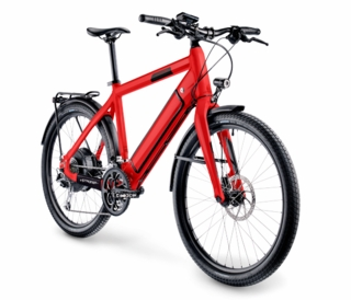 Stromer ST1 Platinum Red - Black Friday Deal
