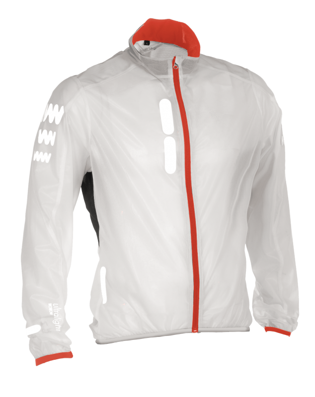 Ultralight Supersafe White/Red - WOWOW