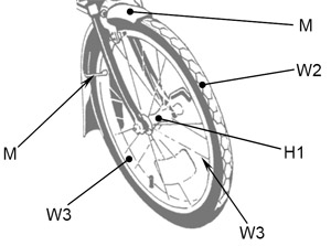 W- Wheels and Wheel Parts