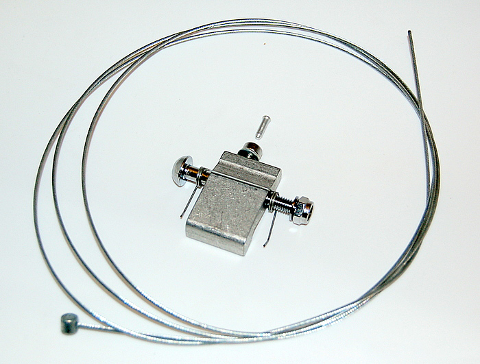 Xootr front brake, spring and cable (kit)