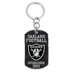 Raiders 2014 Dog Tag