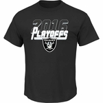 Raiders 2016 Contender Playoff Tee