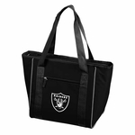 Raiders 30 Can Cooler Tote