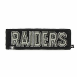Raiders '47 Brand Ellie Headband