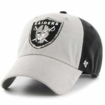 Raiders '47 Brand Womens Sparkle Two Tone Cap