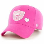 Raiders '47 Brand Youth Sugar Sweet Cap