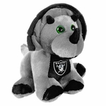 "Raiders 8"" Triceratops Plush"