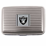 Raiders Aluminum Wallet