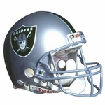 Raiders Authentic Helmet