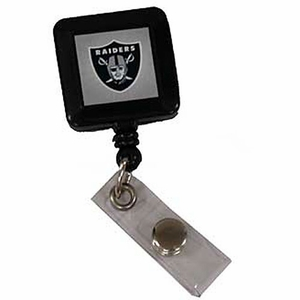 Raiders Badge Holder - Click to enlarge