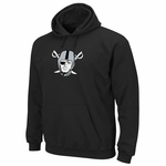 Raiders Black Pirate Logo Tech Fleece