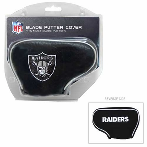 Raiders Blade Putter Cover - Click to enlarge